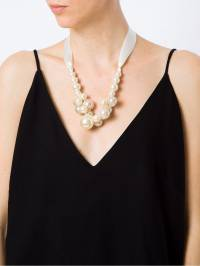 Olympiah - embellished necklace 36090360993000000000