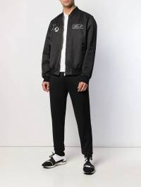 Karl Lagerfeld - двусторонняя куртка-бомбер 66659959095668533000