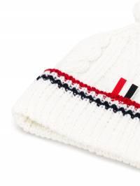 Thom Browne - шапка тонкой вязки с косами 608A6669593535556000