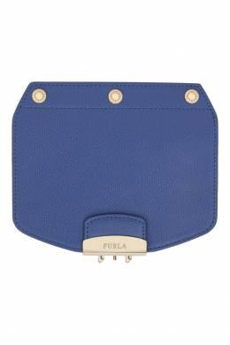 Синий откидной клапан Metropolis Furla 1962135608