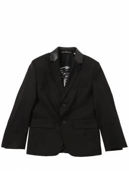 Пиджак Из Смешанной Шерсти Givenchy 70IOFL056-MDlC0