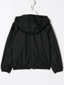 K Way Kids - куртка на молнии с капюшоном 3LI6K609389989600000