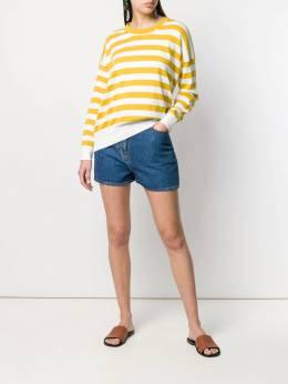 Closed - свитер джерси в полоску 69599IST938935000000