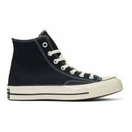 Converse Black Chuck 70 High Sneakers 192799M23600102GB