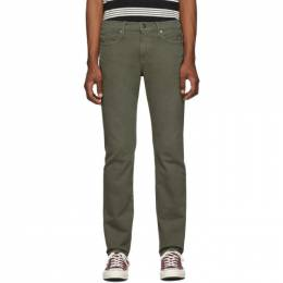 Frame Green LHomme Slim Jeans 192455M18600803GB