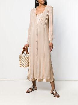 Barrie - трикотажное платье миди 80059369365300000000