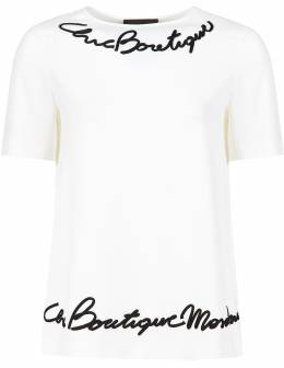 Футболка Boutique Moschino 111759