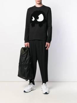 MCQ by Alexander McQueen свитер с круглым вырезом 462463RKH52