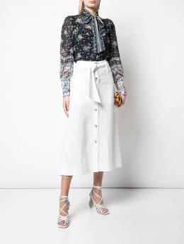 Ulla Johnson блузка с цветочным принтом PF190234