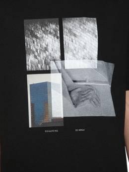 Recycled Print Cotton Jersey T-shirt 1017 Alyx 9Sm 70IWDJ018-QkxLMDAwMQ2