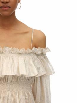 Короткое Платье Из Шелка С Оборками Alice Mccall 70I8C5013-R09MRA2