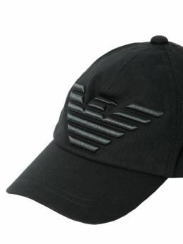 Бейсбольная Кепка Из Хлопка С Вышитым Логотипом Emporio Armani 69I8Z3011-MDI0ODU1