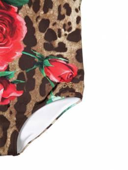 Купальник Из Лайкры Dolce&Gabbana 69I8YN025-SEtJUlM1