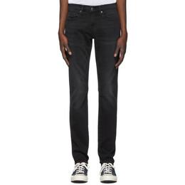 Frame Black LHomme Slim Jeans 192455M18600701GB