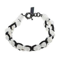 Missoni Monochrome Roped Double Ball Bracelet 152710