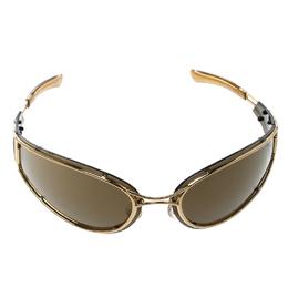 Dior Gold/Brown Trailer Park Sunglasses 147782