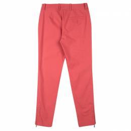 Ermanno Scervino Pink Slim Fit Pants S 111806
