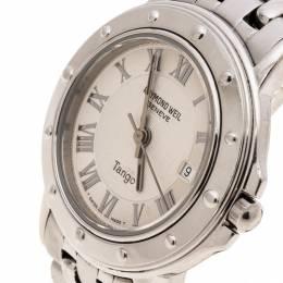 Raymond Weil Silver Stainless Steel Tango 5630 Women's Wristwatch 39 mm 132515