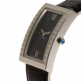 Givenchy Black Stainless Steel Apsaras Women's Wristwatch 23MM 67873