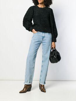 Ulla Johnson свитер с вышивкой PF190727