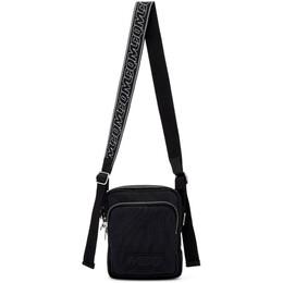 MCQ by Alexander McQueen Black Classic Crossbody Bag 192114M17000101GB