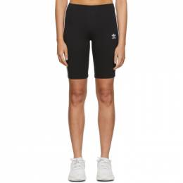 Adidas Originals Black Cycling Shorts 192751F08800503GB