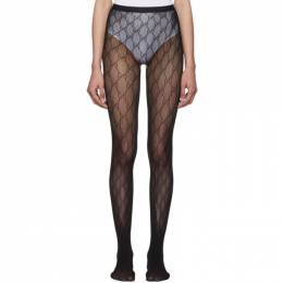 Gucci Black GG Tights 192451F07601003GB