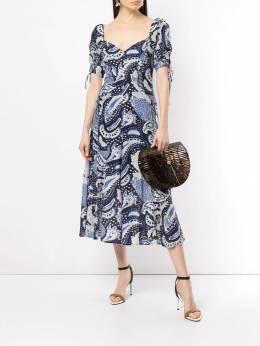 Alice Mccall - платье миди с принтом пейсли 0856ROYAL93869990000