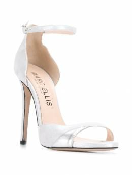 Marc Ellis - босоножки с открытым носком на каблуке 66995655683000000000