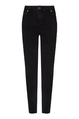 Узкие джинсы черного цвета Sandro 914137696