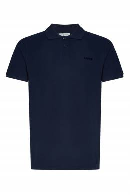 Темно-синяя футболка-поло Sandro 914137671