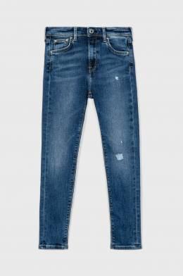 Pepe Jeans - Детские джинсы Pixlette High 128-180 см. 8434786532097