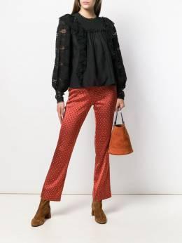 Ulla Johnson блузка Lily PF190222