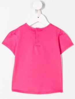 Givenchy Kids - футболка с логотипом 69556C95966535000000