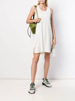 Y-3 - платье миди с полосками 39995983983000000000