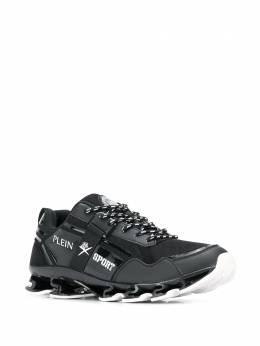 Plein Sport - кроссовки на шнуровке SMSC0039STE663N95986
