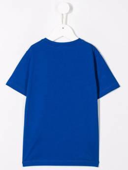 Young Versace - футболка с логотипом 66966YA66639YA39B959