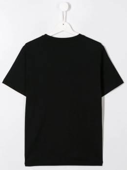 Young Versace - футболка с логотипом 66966YA66639YA33B959