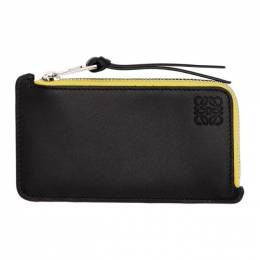 Loewe Black Rainbow Coin Wallet 192677M16401301GB