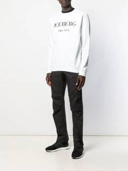 Iceberg - толстовка с логотипом E6566336959996590000