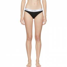 Calvin Klein Underwear Black Modern Bikini Briefs 192325F07401403GB
