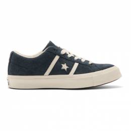Converse Blue One Star Ox Academy Time Capsule Sneakers 192799M23703005GB