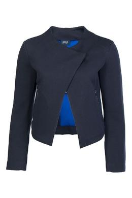 Серая куртка из хлопка Armani Jeans 1742139169
