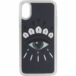 Kenzo Black Shifting Eye iPhone X/XS Case 192387M15301501GB