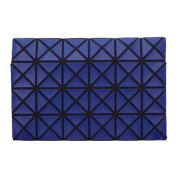 Bao Bao Issey Miyake Blue Oyster Wallet 192730M16401501GB