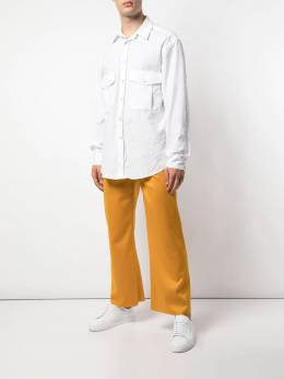 Sies Marjan - атласная рубашка Sander R3699566638300000000
