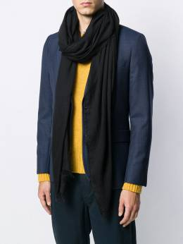 Faliero Sarti - шарф с бахромой 66839500333600000000