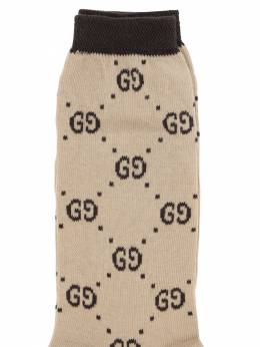 Хлопковые Носки Gucci 70IFHA035-OTc2NA2