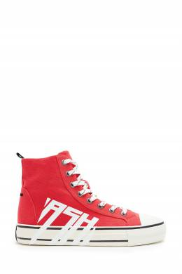 Красные кеды Viky Ash 6141445