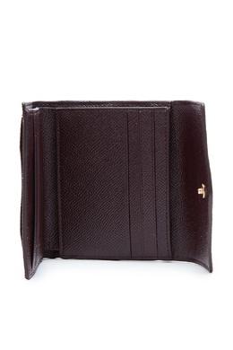Компактный кошелек с контрастной вставкой Coach 2219141682